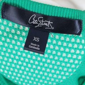 City Streets Tops - 80s Mesh Crop XS Top Black Fishnet Shirt Halloween